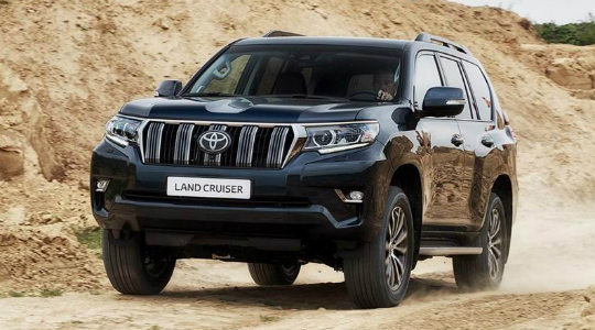 Toyota Land Cruiser Prado новый