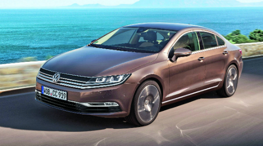 Volkswagen Passat Exclusive