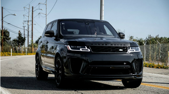 Land Rover Range Rover HSE Dynamic Black