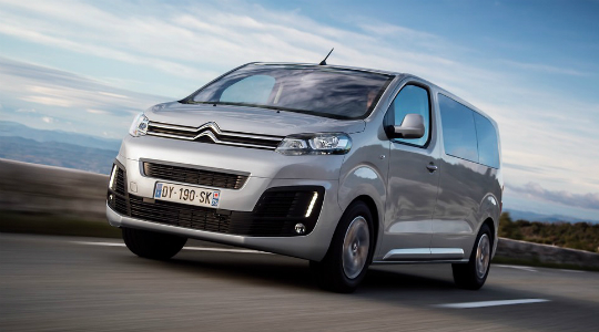 Citroen SpaceTourer 4х4